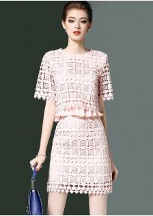 GSS797X Top+Skirt *