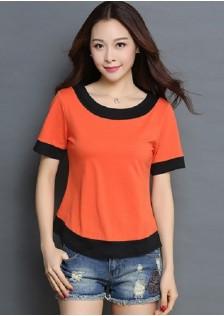 GSS3610 Top orange,brown $14.41 20XXXX5364990-LA2LVB16-D