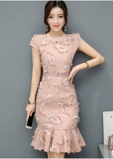 GSS1830 Dress pink $25.08 68XXXX5112793-LA2LVA07-D