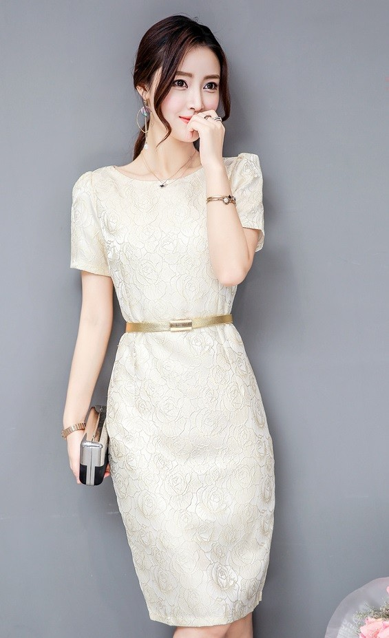 GSS9739 Dress apricot $24.41 65XXXX5166582-BA4LV489-B