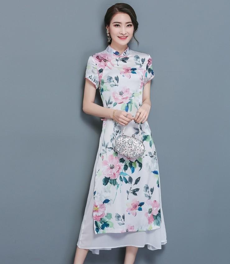 GSS9076X Cheongsam*