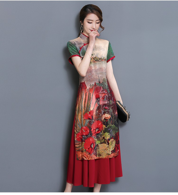 GSS9038X Cheongsam *