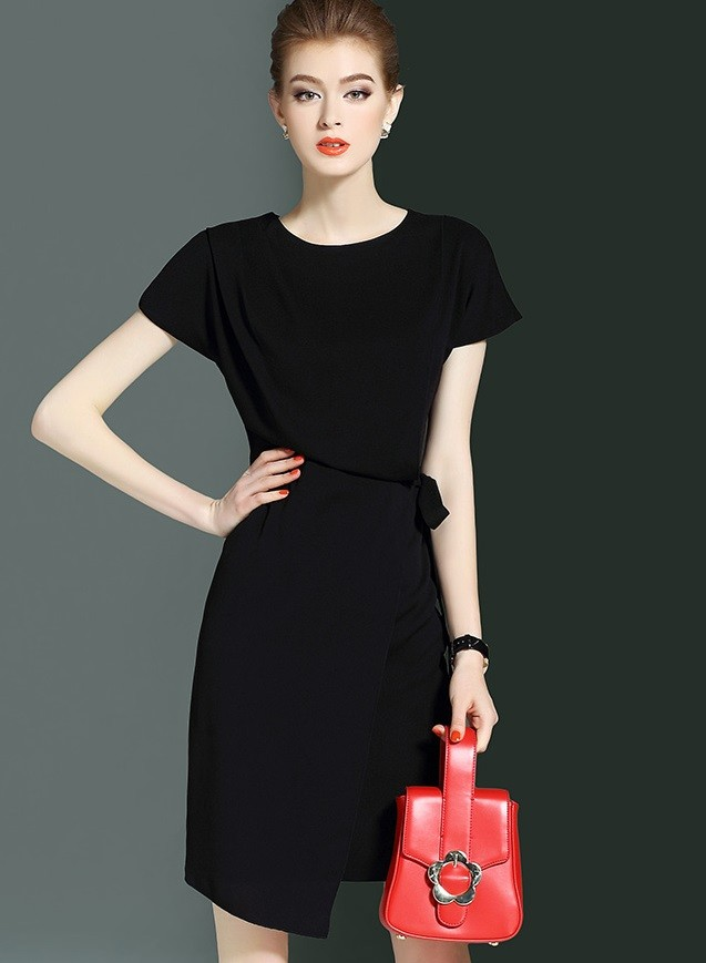 GSS883 Dress pink,red,black $23.30 60XXXX5473915-BA3LV316-C