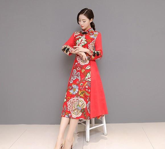 GSS7922X Cheongsam*