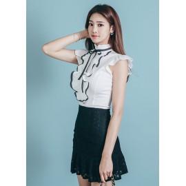 GSS9221X Top+Skirt.***