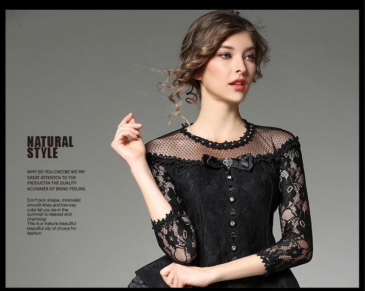GSS7056 Blouse black $19.96 45XXXX5500300-LA6LV618-A