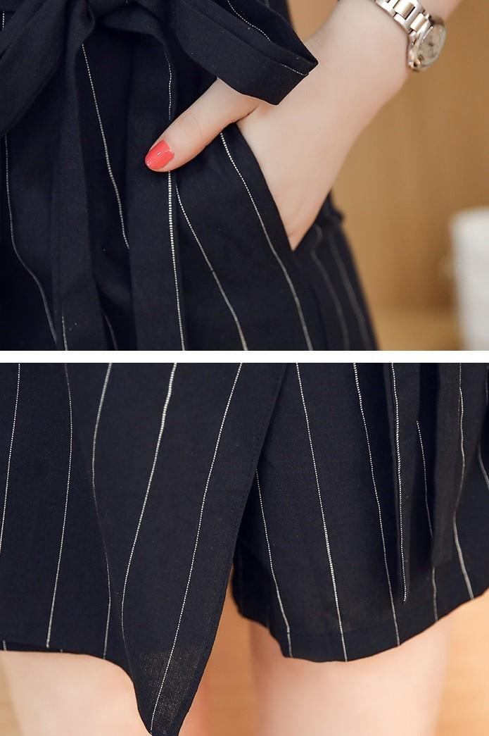 GSS0055 Romper black,stripe,red $22.85 58XXXX5498361-NU3LV348