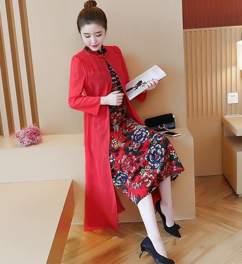 GSS3889X Cheongsam*