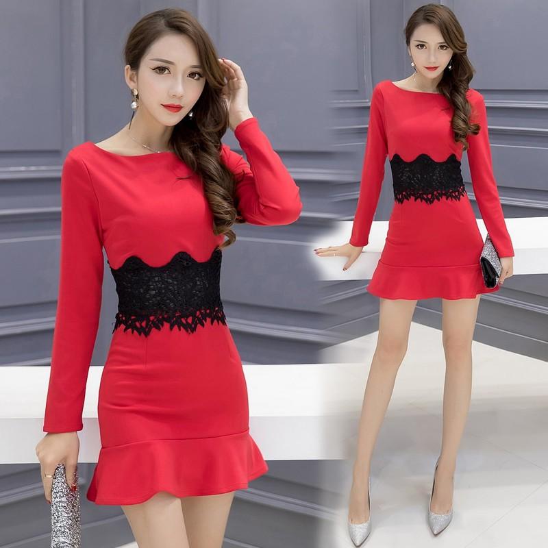 GSS7061 Dress red $19.96 45XXXX5528039-SD6LV639-A