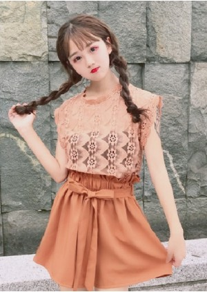 GSS5798X Top+Shorts .***
