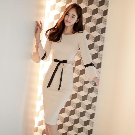 GSS7021 Dress apricot $21.08 50XXXX5528206-SD6LV639-A