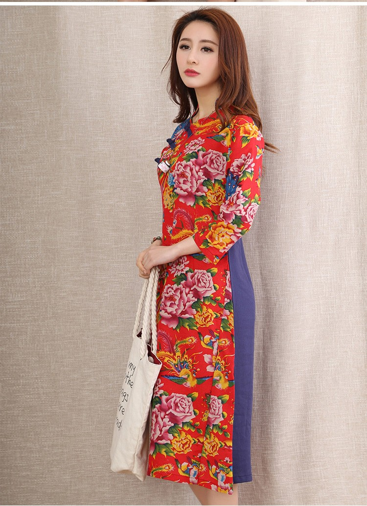 GSS6038X Cheongsam *