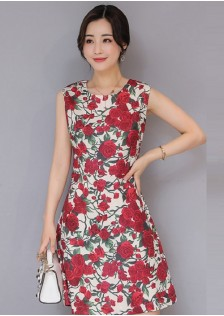 GSS6905 Dress red $20.63 48XXXX5524404-LA2LVA31-A