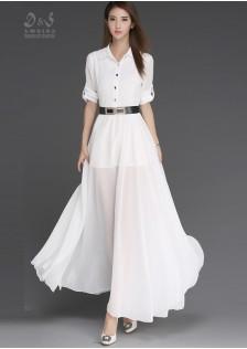 GSS7180 Dress white,black $24.41 65XXXX5508858-LA5LV507-A