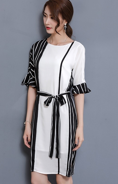 GSS1878 Dress white $19.96 45XXXX7066501-LA2LVA45-G