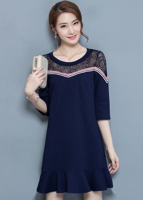 GSS1897 Dress blue $18.85 40XXXX7066512-LA2LVA45-G