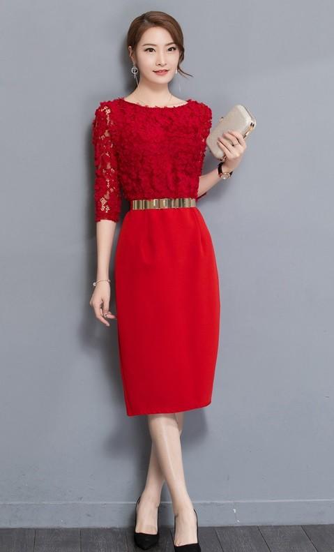GSS7109 Dress green,red,black $23.30 60XXXX7074426-LA2LVC002-A