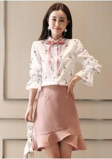 GSS5103X Top+Skirt *
