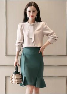 GSS5107X Top+Skirt *