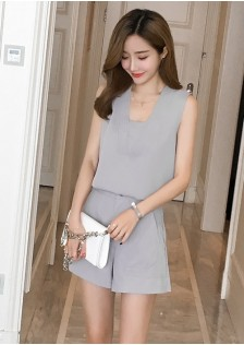 GSS9088X Top+Shorts *