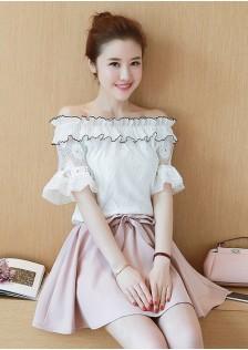 GSS6811X Top+Skirt *
