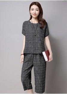 GSS9950 Top+Pants black,gray $16.02 43XXXX7624328-FL4LV4036