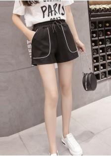GSS806 Shorts black $11.35 22XXXX7724797-NU3LV341-D