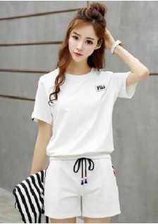 GSS1927X Top+Shorts*