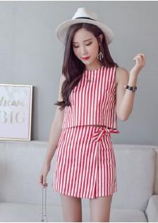 GSS9155X Top+Skirt*