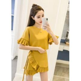 GSS711X Top+Skirt *