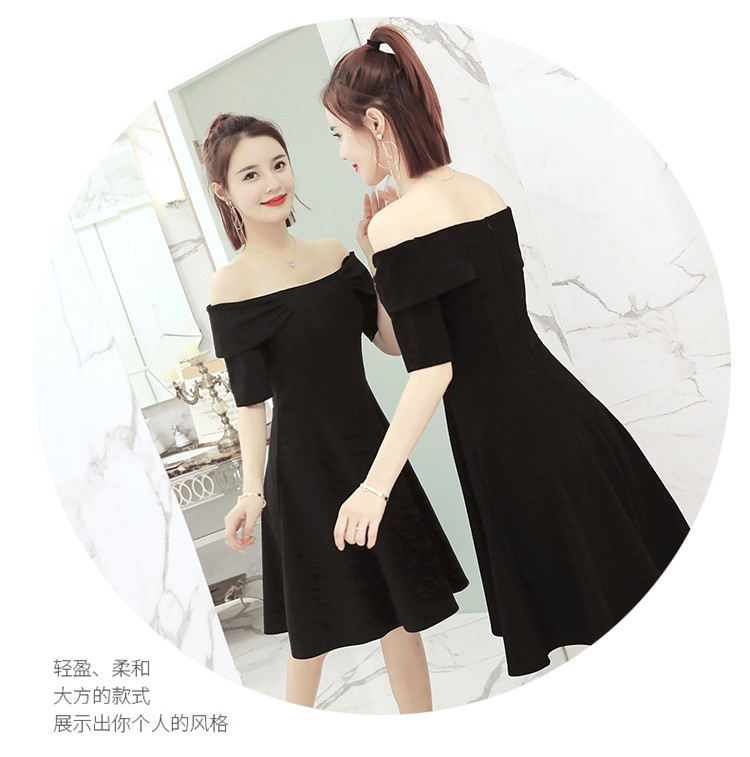GSS809 Dress black $14.91 38XXXX7714677-SD3LV343-D