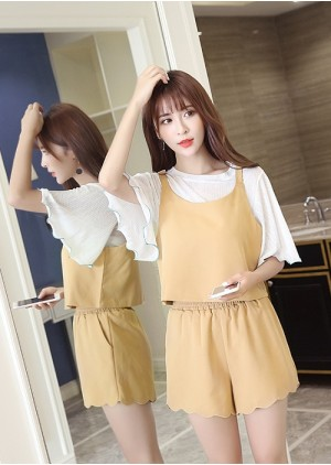 GSS2727X Top+Shorts.