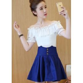 GSS9032X Top+Skirt *