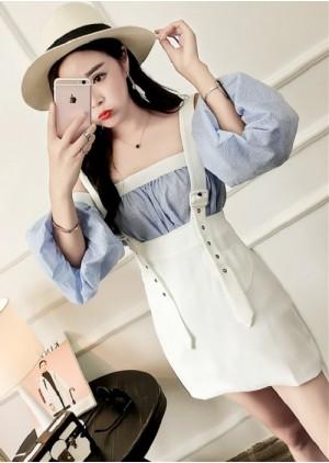 GSS5416X Top+Skirt*