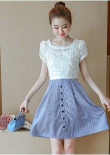 GSS6685X 2pcs-Dress*