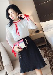GSS6051X Top+Skirt*