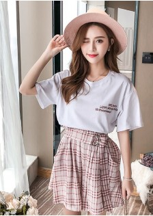 GSS5856X Top+Shorts *