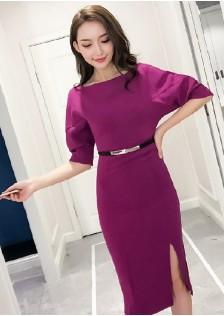 GSS867 Dress purple,black $17.58 50XXXX7750587-LA1LV160-A1