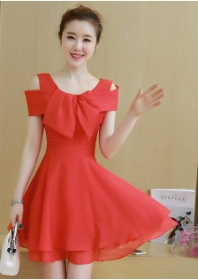 GSS549 Dress white,red $17.53 48XXXX4530846-NU4LV416-C