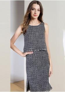GSS6204 Top+Skirt gray,gray $21.31 65XXXX5911144-SD5LV562-F