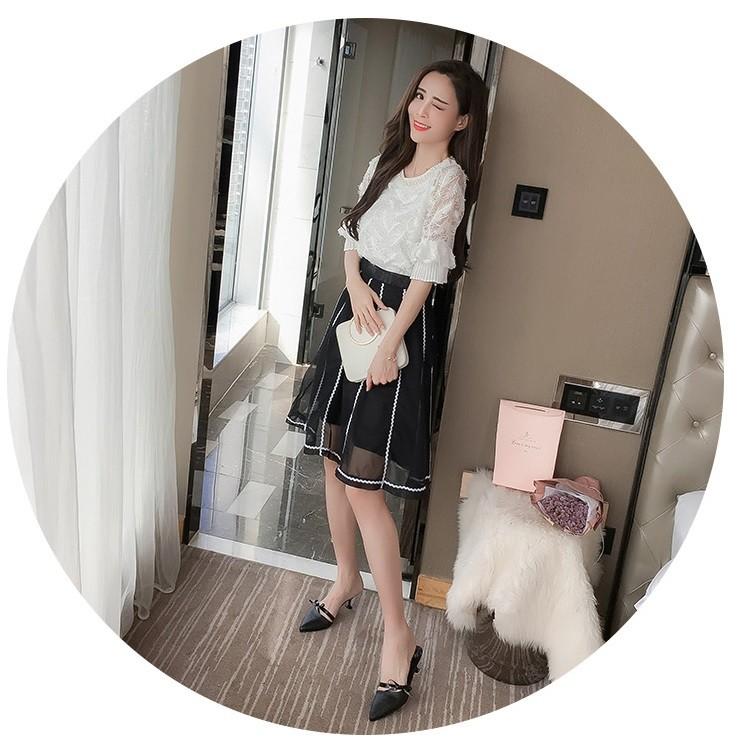 GSS617X Top+Skirt *