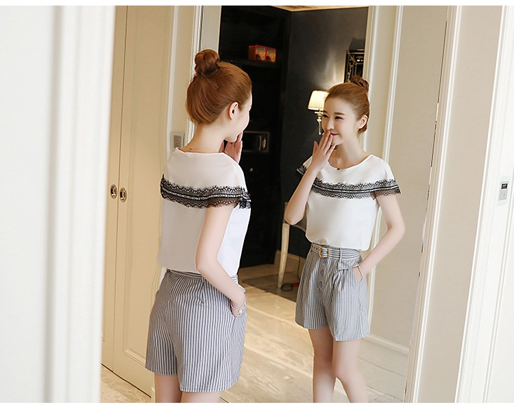 GSS2532X Top+Shorts*