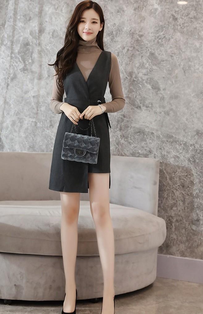 GSS9559 2pcs-Dress gray,khaki $20.20 60XXXX6046933-BA3LV325