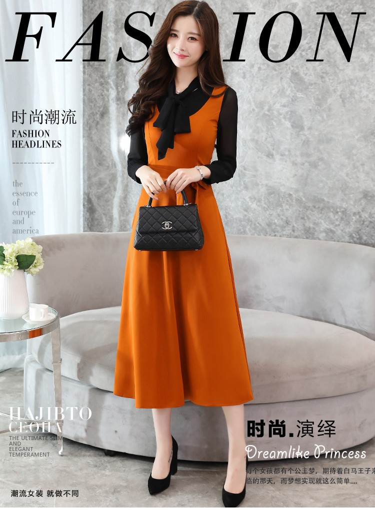 GSS9566 Dress black,brown $16.86 45XXXX6165223-BA3LV325