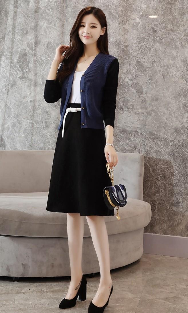 GSS9558 Outer+Skirt gray,blue $20.20 60XXXX6046928-BA3LV325