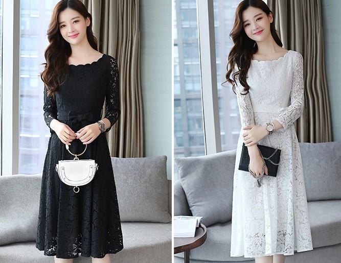 GSS9580 Dress white,black $19.09 55XXXX6249784-BA3LV325
