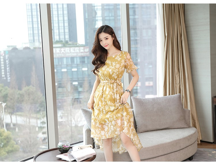 GSS9602 Dress yellow,white,blue-red $17.98 50XXXX7464019-BA3LV325