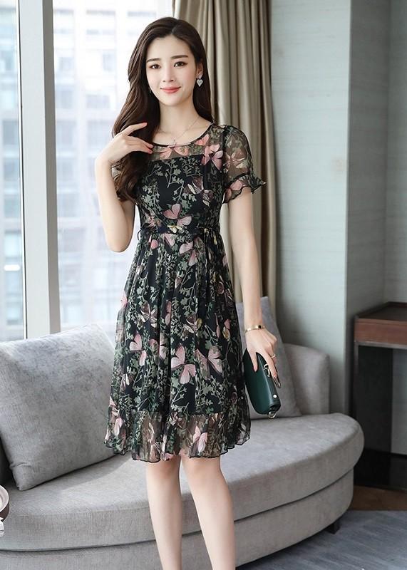 GSS9619 Dress flower,butterfly $16.86 45XXXXX7911692-BA3LV325