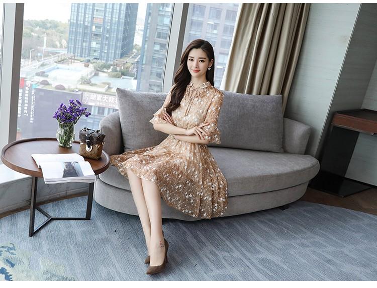 GSS9621 Dress apricot $19.09 55XXXX7912073-BA3LV325