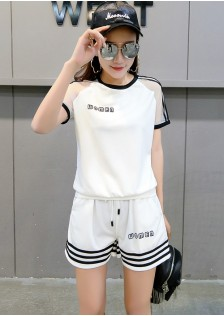 GSS7346X Top+Shorts *